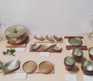 大橋保隆さんの豆皿・カップ