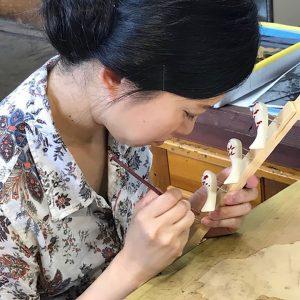 羽賀富美子