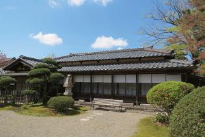 北方文化博物館 常磐荘