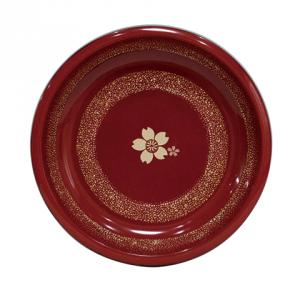 蒔絵菓子鉢(三条仏壇)