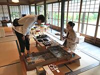 五十嵐さんと羽賀富美子さん