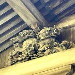 加茂川周辺 青海神社