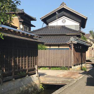 桐簞笥の町加茂
