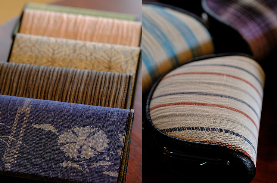 小千谷織物同業協同組合/杉山織物 小千谷縮・小千谷紬