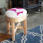 曲げ輪の椅子+ISANA