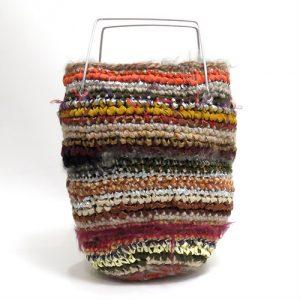 choma bag 苧麻バッグ/トートバッグ