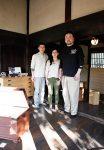 漆鯉箸置き3作家